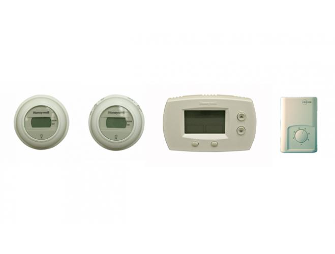 Thermostats  U0026 Controls