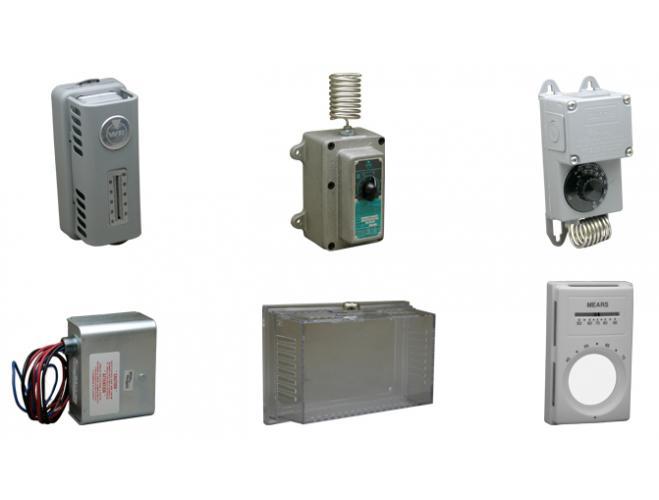 Thermostats  U0026 Controls