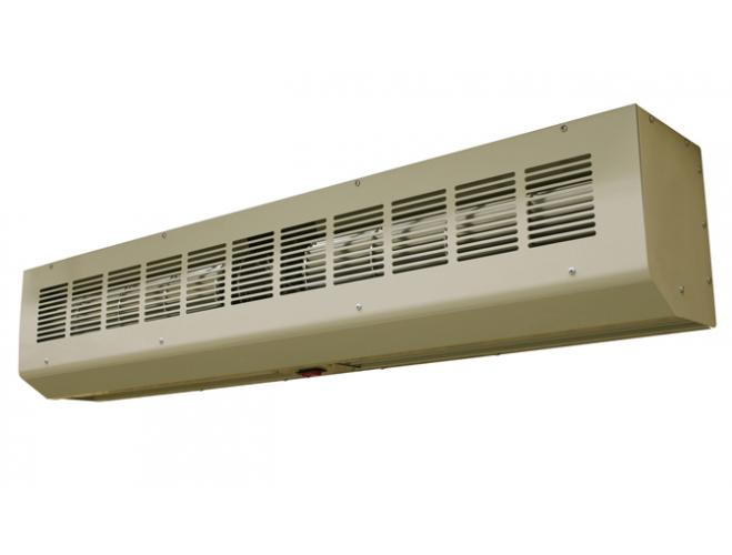 Low Profile Air Curtain