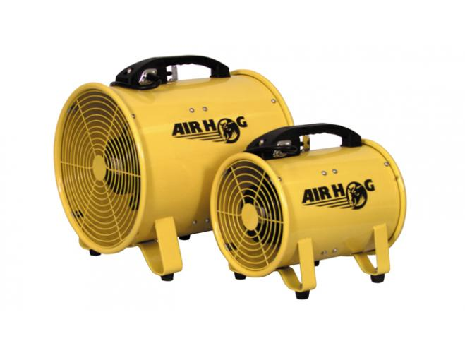 Portable Blower Fans : Air hog portable utility blower marley engineered products