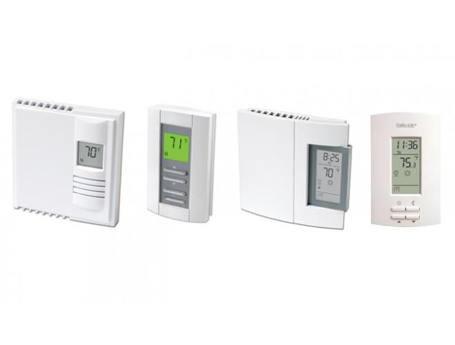 Marley WT12A Qmark Electric Line Voltage Wall Thermostat