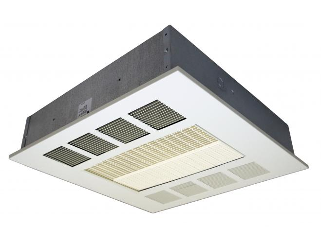 Cdf Series Commercial Downflow Ceiling Heater Marley Engineered Products