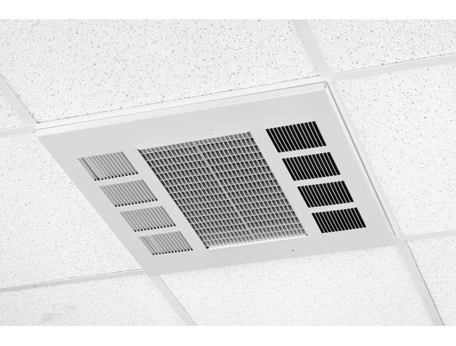 ffch series commercial downflow ceiling heater marley engineered Ceiling Fan Motor Wiring Diagram