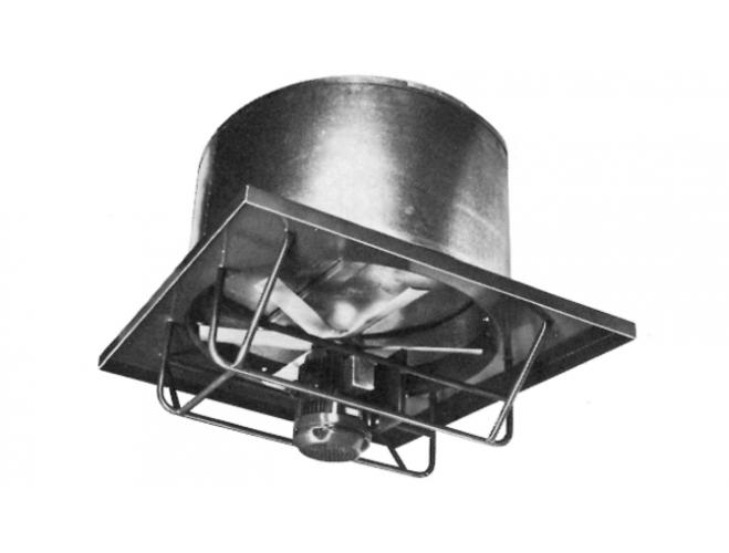 Rvd Direct Drive Roof Ventilators Marley Engineered