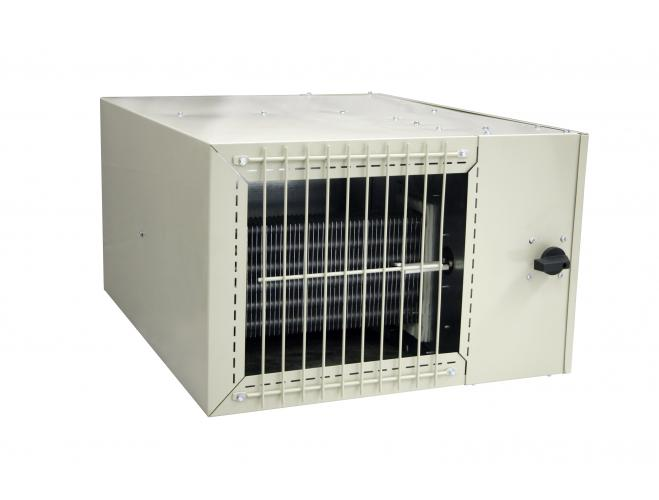 Bph Series Plenum Rated Unit Heater Concealed Space Use
