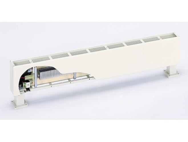 Pedestal Electric Heaters : Commercial decorative pedestal cph dph series