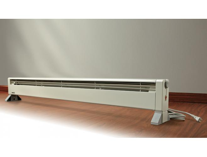Portable Baseboard Heating : Fhp series portable electric hydronic heater marley