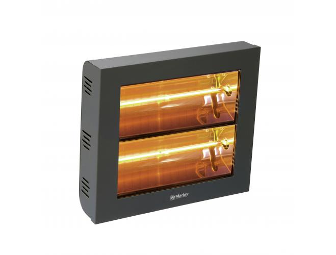 qvrc44 series commercial infrared heater marley engineered products