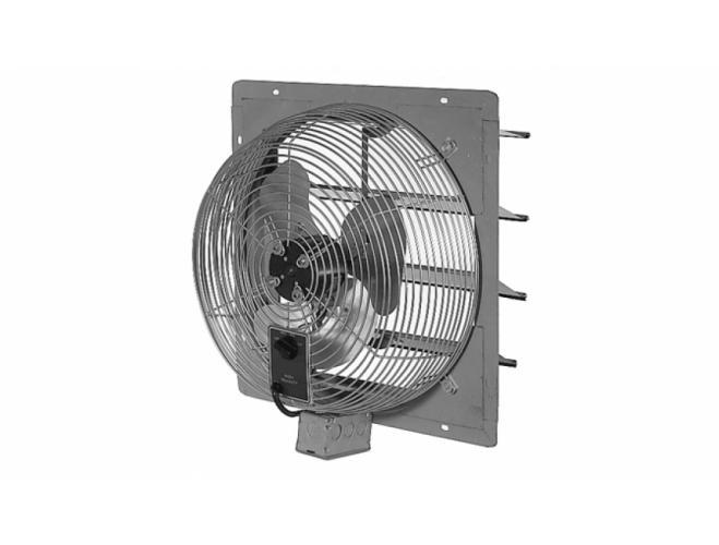 Lpe Commercial Direct Drive Exhaust Fans Marley