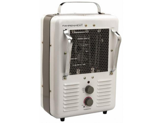 Mmhd Series Portable Fan Forced Utility Heater Marley