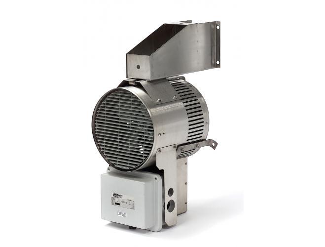 Pw Series Washdown Corrosion Resistant Unit Heater