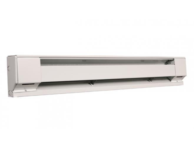 commercial baseboard heater qmkc series marley engineered products Electric Baseboard Heater Wiring Diagram