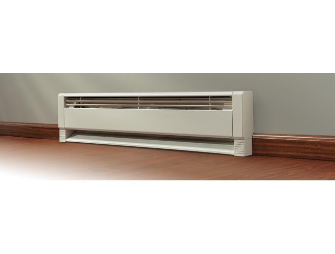 Electric Hydronic Baseboard Heater HBB Series Marley Engineered